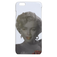 Marilyn Portrait Cover iPhone 6 plus stampa 3D