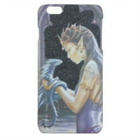 Dragon woman Cover iPhone 6 plus stampa 3D