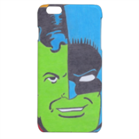 THE COMPOSITE SUPERMAN Cover iPhone 6 plus stampa 3D