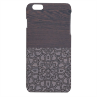 Wenge and Gothic Cover iPhone 6 plus stampa 3D