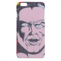 BLACK ADAM Cover iPhone 6 plus stampa 3D