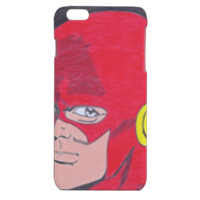 FLASH Cover iPhone 6 plus stampa 3D