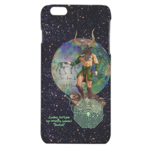 Zodiac Fortune Tau Cover iPhone 6 plus stampa 3D