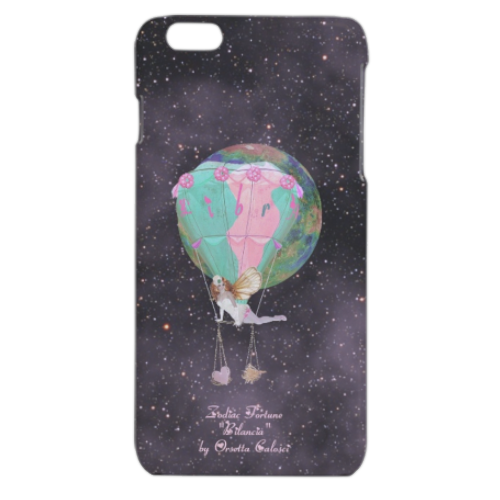 Zodiac Fortune Lib Cover iPhone 6 plus stampa 3D