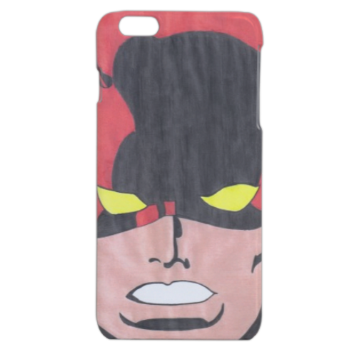 DEVIL 2013 Cover iPhone 6 plus stampa 3D