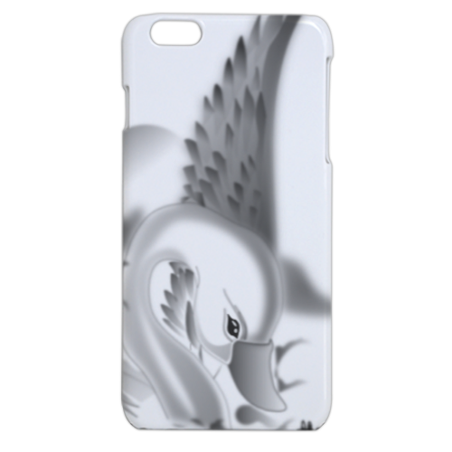 Cigno Cover iPhone 6 plus stampa 3D