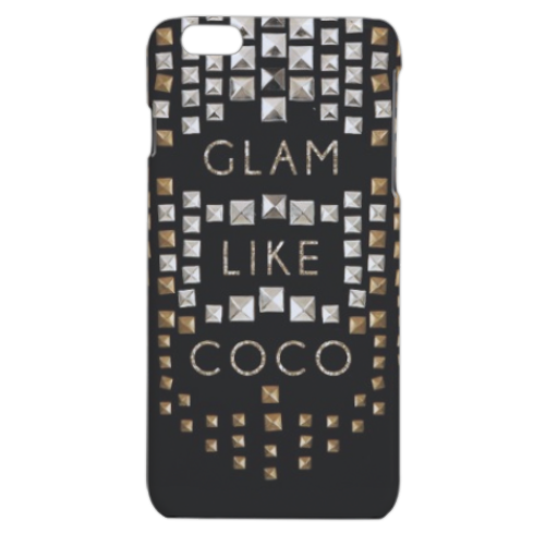 Glam Like Coco Cover iPhone 6 plus stampa 3D