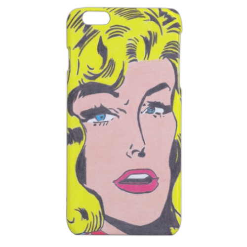 SUPERGIRL Cover iPhone 6 plus stampa 3D