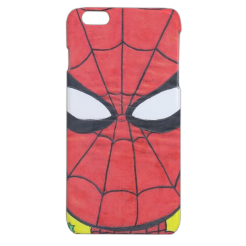 UOMO RAGNO Cover iPhone 6 plus stampa 3D