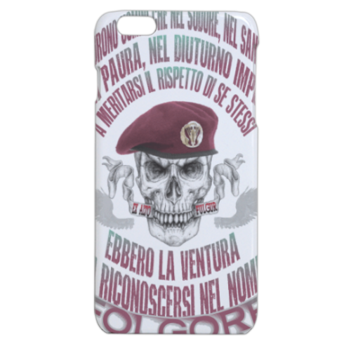 Come Folgore dal cielo Cover iPhone 6 plus stampa 3D