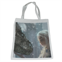 Daeneyrs with Dragon Borsa spesa