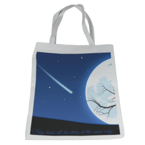 A magic night Borsa spesa