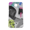 Glamour Cover nexus 6 stampa 3D