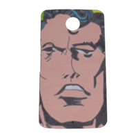 SUPERMAN 2014 Cover nexus 6 stampa 3D