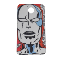 SILVER SURFER 2012 Cover nexus 6 stampa 3D
