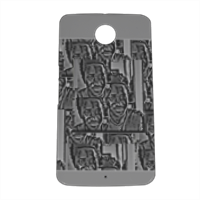 sapore d'africa Cover nexus 6 stampa 3D
