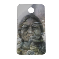 Sitting Bull Hero one Cover nexus 6 stampa 3D