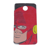 FLASH Cover nexus 6 stampa 3D