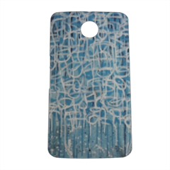 Blue intrigue Cover nexus 6 stampa 3D