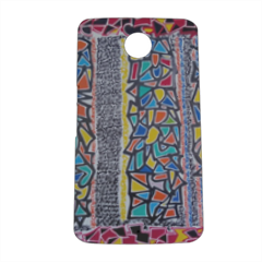 Distraction Cover nexus 6 stampa 3D