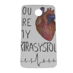 My Extrasystole Cover nexus 6 stampa 3D
