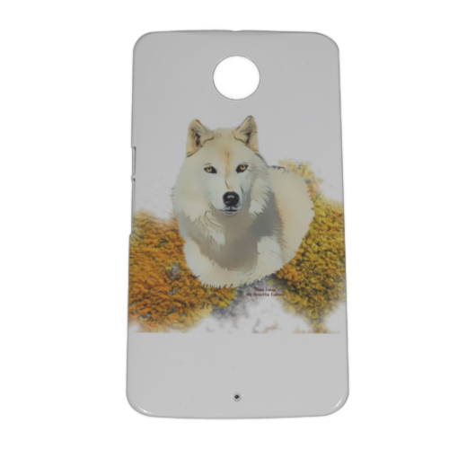 Mon Loup Expecto Patronum Cover nexus 6 stampa 3D