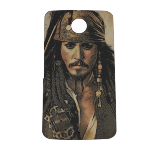 Pirati Cover nexus 6 stampa 3D
