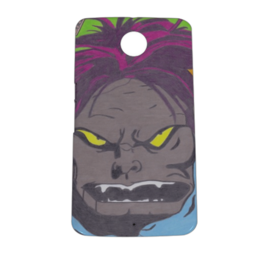 MAN BULL Cover nexus 6 stampa 3D