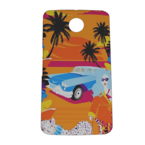 Rich Summer  Cover nexus 6 stampa 3D