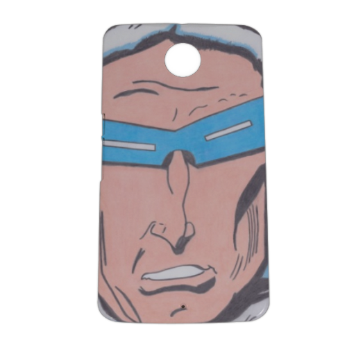 CAPITAN GELO Cover nexus 6 stampa 3D
