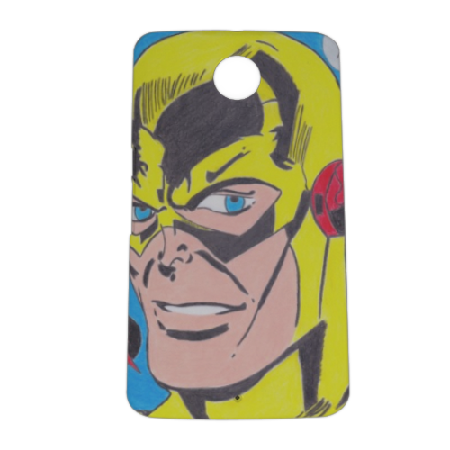 PROFESSOR ZOOM Cover nexus 6 stampa 3D