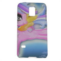 Mini Pony Fantasia Cover Samsung Galaxy S5 mini 3D
