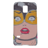 CATWOMAN 2016 Cover Samsung Galaxy S5 mini 3D