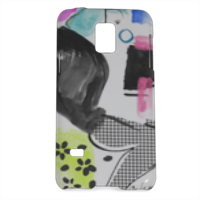 Glamour Cover Samsung Galaxy S5 mini 3D