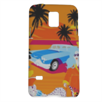 Rich Summer  Cover Samsung Galaxy S5 mini 3D