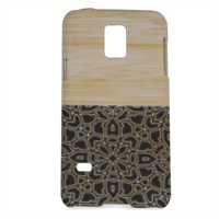 Bamboo Gothic Cover Samsung Galaxy S5 mini 3D