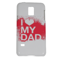 I Love My Dad - Cover Samsung Galaxy S5 mini 3D