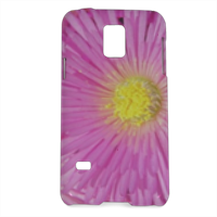 Fuchsia Cover Samsung Galaxy S5 mini 3D