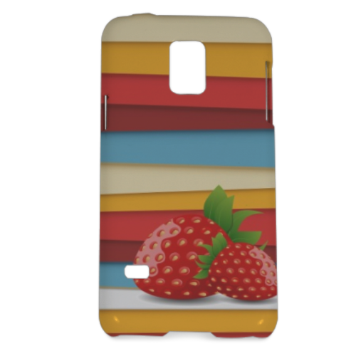 Frutta Cover Samsung Galaxy S5 mini 3D