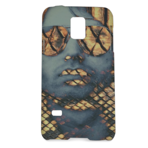 Not to touch the earth Cover Samsung Galaxy S5 mini 3D