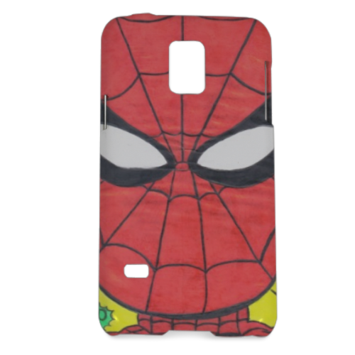 UOMO RAGNO Cover Samsung Galaxy S5 mini 3D