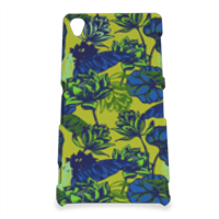 Flowers Cover Sony Z3 3D