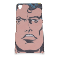 SUPERMAN 2014 Cover Sony Z3 3D