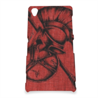 Spartan warrior Cover Sony Z3 3D