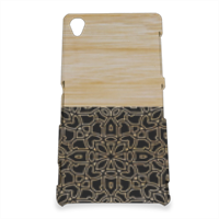 Bamboo Gothic Cover Sony Z3 3D