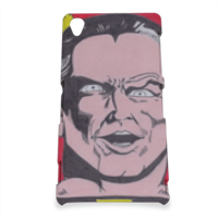 BLACK ADAM Cover Sony Z3 3D