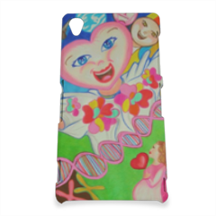 Newborn Cover Sony Z3 3D