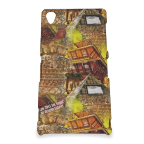Nepal Padiglione Expo 2 Cover Sony Z3 3D