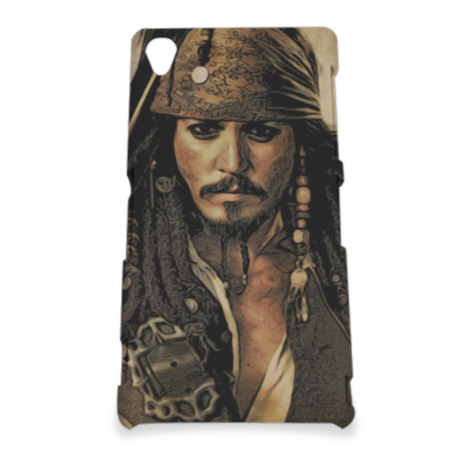 Pirati Cover Sony Z3 3D