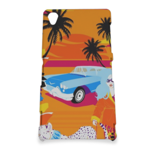 Rich Summer  Cover Sony Z3 3D